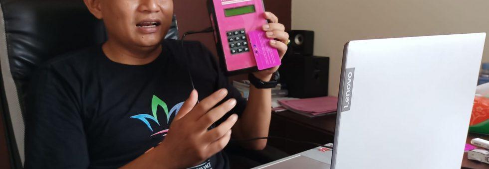 Rural ICT Camp 2021: Pemanfaatan IoT untuk Layanan dan Monitoring Kesehatan